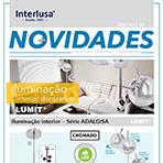 Newsletter ADALGISA Lumit - Novidades InterlusaSérie ADALGISA
