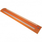 Plafond RUBI rectangular 2x24W G5 T5 L.66xW.17,5xH.5cm Orange