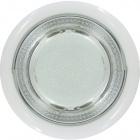 Downlight ZEUS 2xE27 L.26xW.23xH.1xD.23cm White