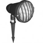 Spike Luminaire JACINTO IP54 1xE27 W.23xH.23xD.17cm Aluminium Black