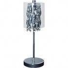 Table Lamp FAFE 1xG9 H.37xD.12cm Chrome