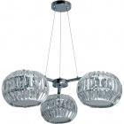 Ceiling Lamp OVNI 9xG9 H.Reg.xD.73cm Chrome