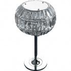 Table Lamp OVNI 3xG9 H.43xD.25cm Chrome