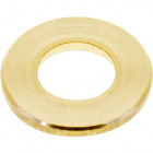 Brass loop D.2cm (forging)