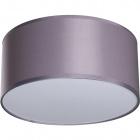 Plafond NICOLE 2xE27 H.18xD.30cm Grey