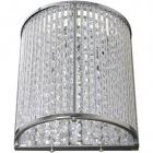 Wall Lamp CADENCE small 2xG9 L.20xW.14xH.22cm Chrome