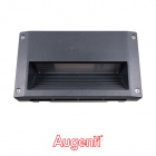 Recessed Wall Lamp FANTE IP65 1x13W LED 1200lm 4000K L.25xW.11xH.14cm Anthracite