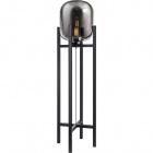 Floor Lamp MURILO 1xE27 L.42xW.42xH.152cm Black