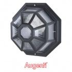 Plafond OPTAGON IP44 1xE27 W.14xD.28cm Black