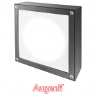 Plafond QUADRA MAX IP65 1x20W LED 2000lm 3000K L.25xW.25xH.8cm Anthracite