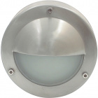 Wall Lamp LIMA IP44 33x3,7W LED 2700K H.6xD.15cm Stainless Steel