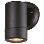 Wall lamp TUELA 1xGU10 max7W IP44 black