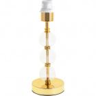 Base for Table Lamp ALVOR 1xE27 H.33xD.12,5cm Gold
