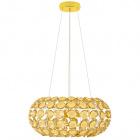 Pendant Light AYLLA 3xE14 H.Reg.xD.58cm Gold