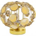 Table Lamp AYLLA 1xE14 H.22xD.28cm Gold