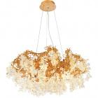 Ceiling Lamp SEVERA 6xG9 H.Reg.xD.65cm Gold
