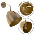 Wall Lamp INOI 1xE27 L.20xW.30xH.32cm Bronze