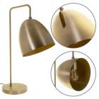 Table Lamp INOI 1xE27 H.57xD.36cm Bronze