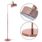 Floor Lamp ANUSCA 1xE27 L.25xW.53xH.160cm Copper