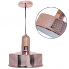 Pendant Light ANUSCA 1xE27 H.Reg.xD.25cm Copper