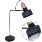 Table Lamp ANUSCA 1xE27 L.16xW.40xH.58cm Black