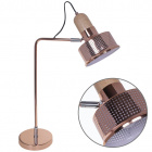 Table Lamp ANUSCA 1xE27 L.16xW.40xH.58cm Copper