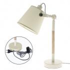 Table Lamp MORGANA 1xE14 L.29xW.15,5xH.48cm White