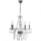 Ceiling Lamp OFÉLIA 5xE14 H.Reg.Chrome