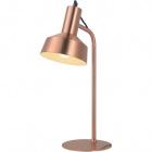 Table Lamp LEANA 1xE14 L.15xW.24xH.43cm Copper