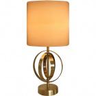 Table Lamp ALFENA 1xE27 H.46xD.23cm Bronze/Gold