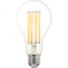 Light Bulb E27 (thick) GLS (standard) CLASSIC LED 17W 2700K 2500lm Transparent-A++
