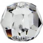Round bead crystal D.0,8cm transparent