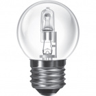 Light Bulb E27 (thick) Ball ENERGY SAVER Dimmable 18W 3000K 200lm -C