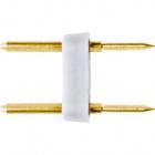 União para fita LED Flex 2Pin 8mm