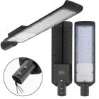 Wall Lamp X2 ECOVISION IP65 1x120W LED 9600lm 6400K 120° L.16xW.59xH.7,2cm Black