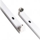 Under Cabinet Light BATTEN 1xG13 T8 LED 90cm L.91xW.3,5xH.4,5cm White