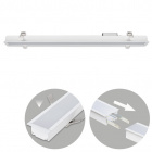 Recessed Linear Light LINEX B2 120cm 1x40W LED 3200lm 3000K 110° L.121,5xW.6,5xH.3,5cm White