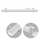 Recessed Linear Light LINEX B2 120cm 1x40W LED 3200lm 4000K 110° L.121,5xW.6,5xH.3,5cm White