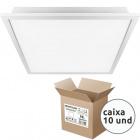 Recessed Panel B2 60x60 1x42W LED 3600lm 4000K 120° L.60xW.60xH.4cm White Pack 10