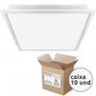 Recessed Panel B2 60x60 1x42W LED 3600lm 6400K 120° L.60xW.60xH.4cm White Pack 10