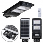 Solar Wall Lamp Solar Street Light with sensor IP65 1x100W LED 750lm 6400K L.19xW.47xH.5,5cm