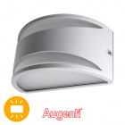 Wall Lamp MERIDIAN IP65 1xE27 L.25xW.13,5xH.12cm Grey