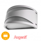 Wall Lamp MERIDIAN IP65 1xE27 L.31xW.17xH.15cm Grey
