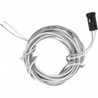 Lampholder G4 in plastic with cable 2,00m