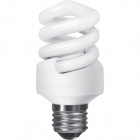 Light Bulb E27 (thick) Spiral EXTRA MINI SUPREME 11W 2700K 584lm -A