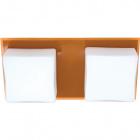 Wall Lamp REBECA 2xG9 L.29xW.14xH.8cm Orange