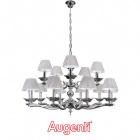 Ceiling Lamp ONDINA 15xE14 H.Reg.xD.65cm Chrome
