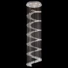 Ceiling Lamp HOLOGRAMA round 8xGU10 H.220xD.60cm