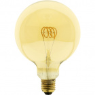 Light Bulb E27 (thick) Globe CLASSIC DECOLED Dimmable D125 5W 1800K 280lm Amber-A