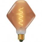 Light Bulb E27 (thick) CLASSIC DECOLED 4W 1800K 300lm Amber-A+